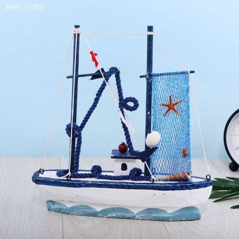 Thuyền buồm trang trí số 2